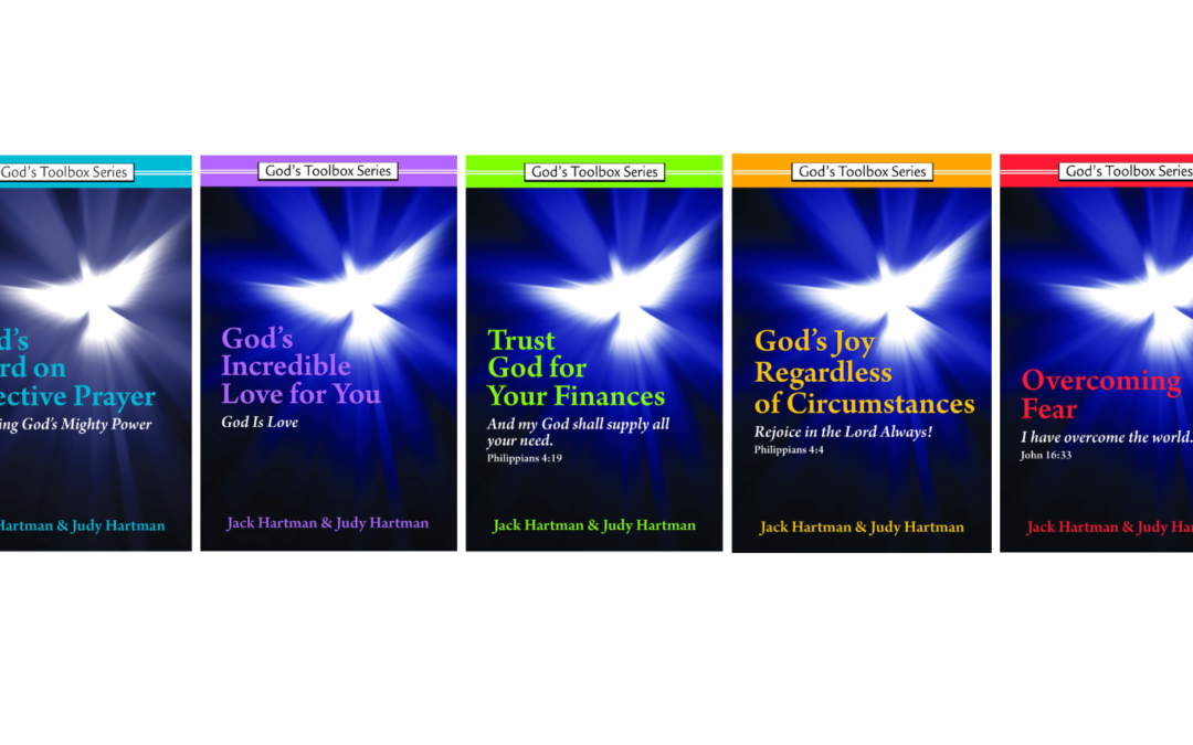 Announcing the release of God's Toolbox Series Containing Popular Lamplight Books